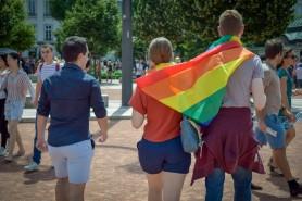 Lyon Pride - Marching Forward