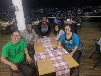 """We spent our first week in Rwanda exploring Kigali, Rwanda's capital, and launching the Global Startup Lab at the Telecom House, located in the Kacyiru district. The Telecom House is Kigali's tech and innovation hub, the ideal location for an MIT incubation program."" - Tosin Bosede"