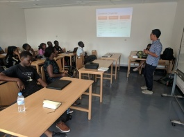 """""""We spent our first week in Rwanda exploring Kigali, Rwanda's capital, and launching the Global Startup Lab at the Telecom House, located in the Kacyiru district. The Telecom House is Kigali's tech and innovation hub, the ideal location for an MIT incubation program."""" - Tosin Bosede"""